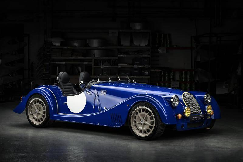 Morgan Plus 8 prijzen en specificaties