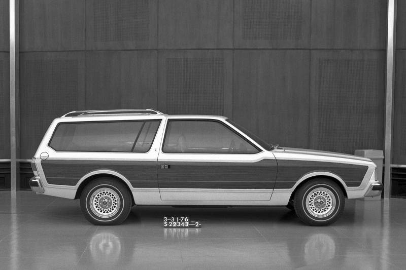 See here: the predecessors of the Ford Mustang Mach-E