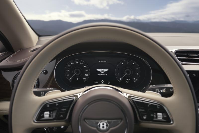 Gefacelifte Bentley Bentayga ligt iets beter op het netvlies