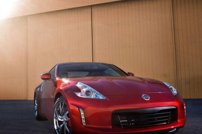 Nissan 370 Z prijzen en specificaties