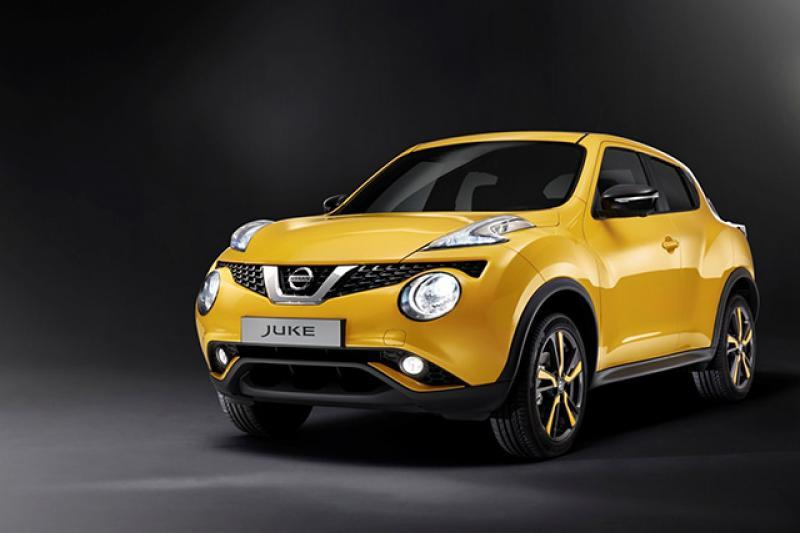 Nissan Juke prijzen en specificaties
