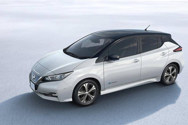 Nissan Leaf prijzen en specificaties