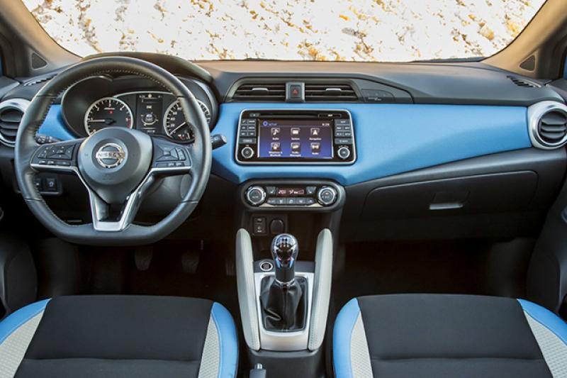 Nissan Micra 3-deurs
