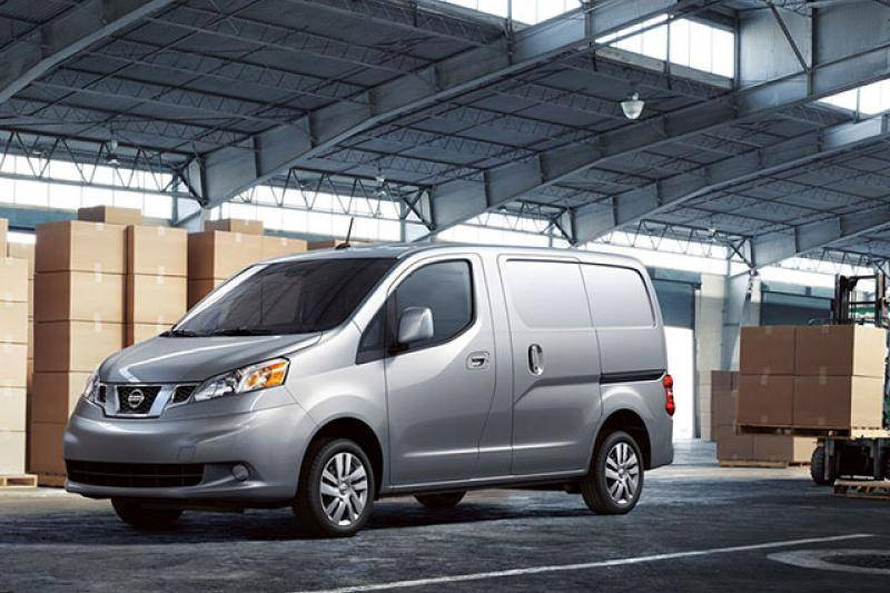 Nissan NV200 Evalia prijzen en specificaties