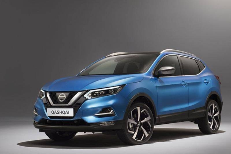 Nissan Qashqai prijzen en specificaties