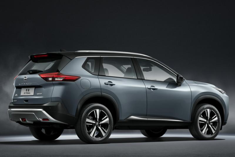 Ook de nieuwe Nissan X-Trail is elektrisch, maar loopt op benzine