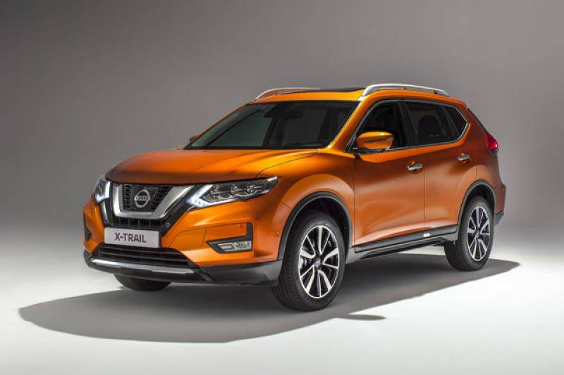Nissan X-trail prijzen en specificaties