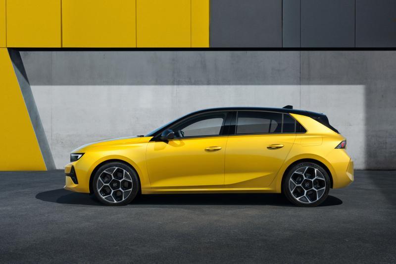 Wil je een elektrische Opel Astra (2022)? Jammer joh!