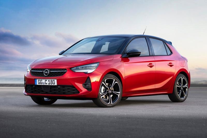 Opel Corsa 5-deurs