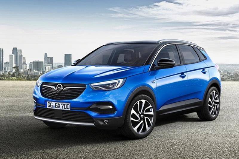 Opel Grandland X prijzen en specificaties