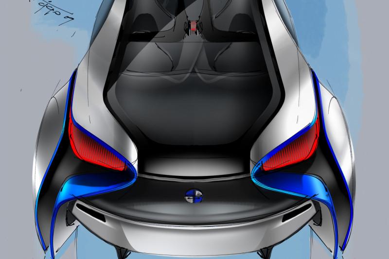Hoe het mislukte BMW i8-project begon