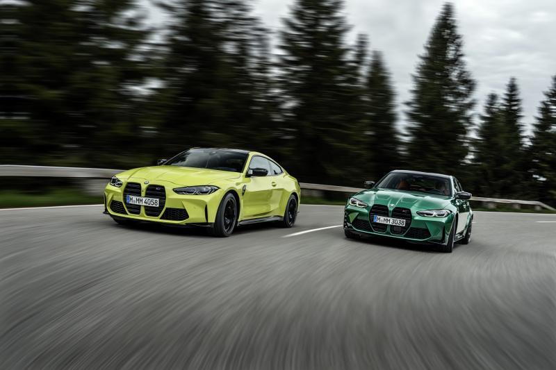 Nieuwe BMW M3 en BMW M4 halen 290 km/h (begrensd)
