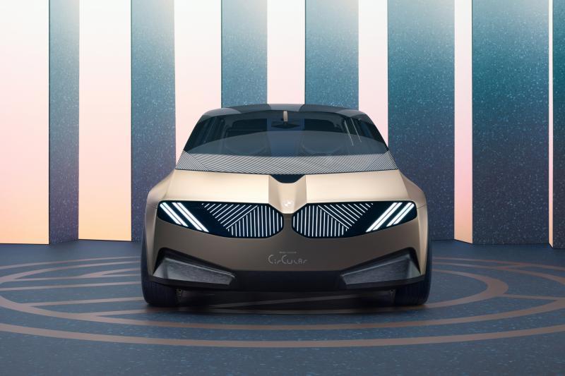 Als de BMW i Vision Circular toch eens de klok kon terugdraaien ...