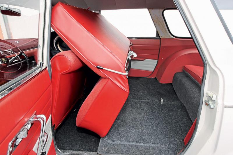 De Peugeot 404 Familiale is een vriend van de familie