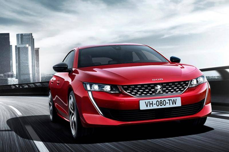 Peugeot 508 prijzen en specificaties