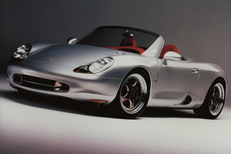 Primera revisión Porsche 718 Boxster 25 años (2021): antes de que te des cuenta, es demasiado tarde ...