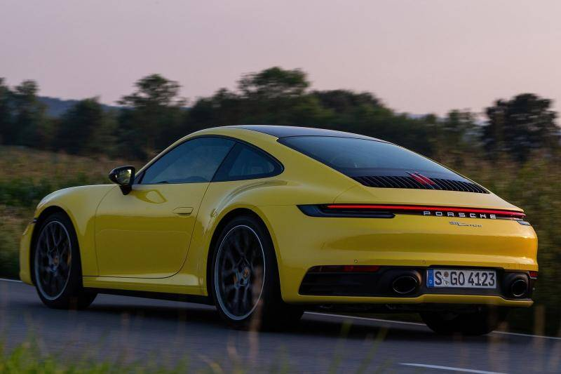 Porsche 911 (992) prijzen en specificaties