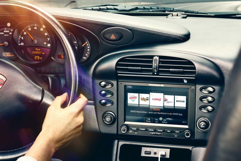 Zeg Porsche Classic, waarom zouden wij infotainment in onze oude 911 willen?