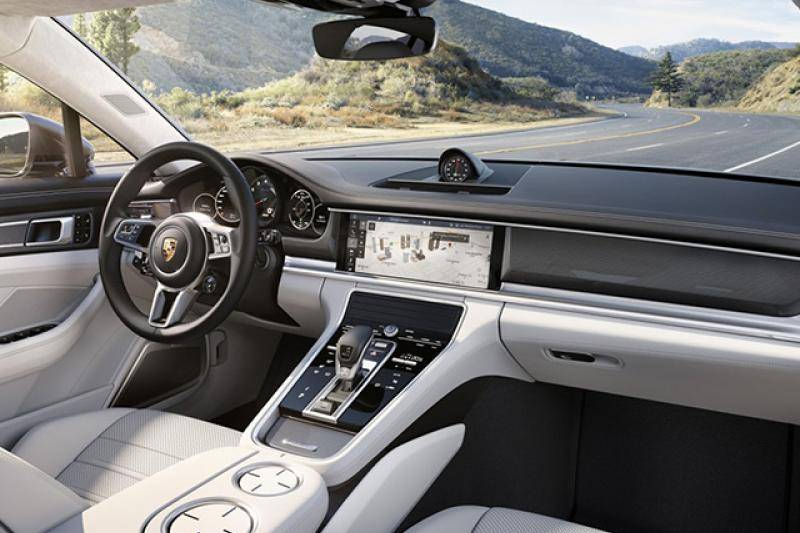 Porsche Panamera prijzen en specificaties