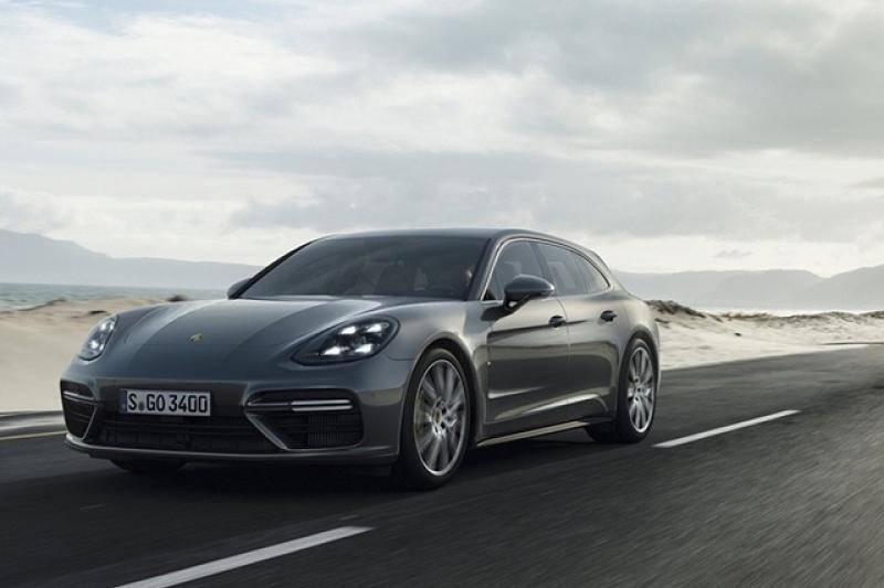 Porsche Panamera Sport Turismo prijzen en specificaties