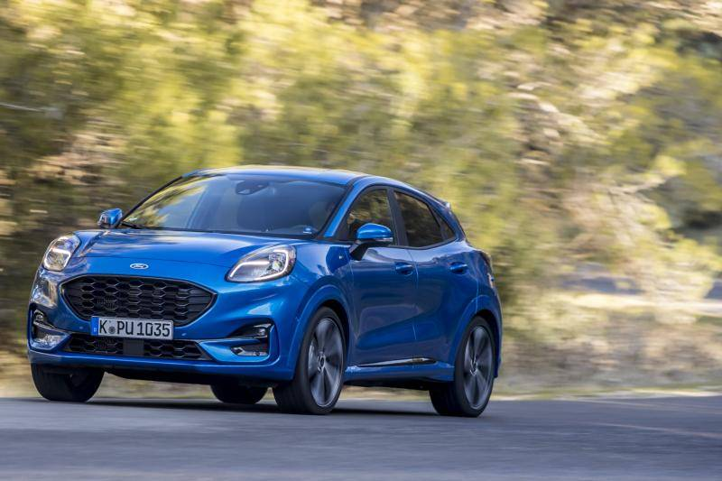 Eerste review: Ford Puma (2020)
