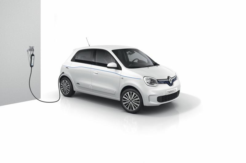 Elektrische Renault Twingo komt eraan