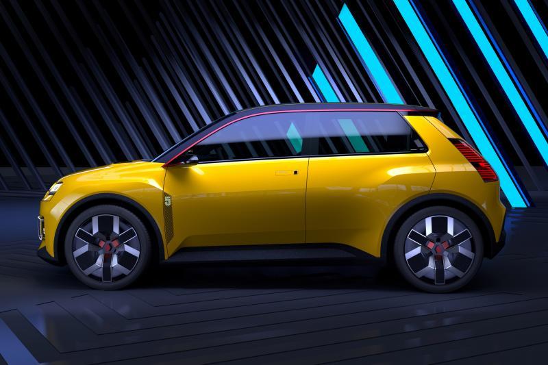 De roemruchte Renault 5 komt terug! En dit is hem ...