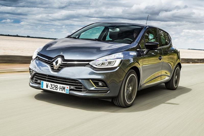 Renault Clio 3-deurs