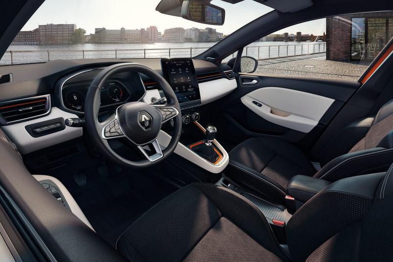 Renault Clio prijzen en specificaties