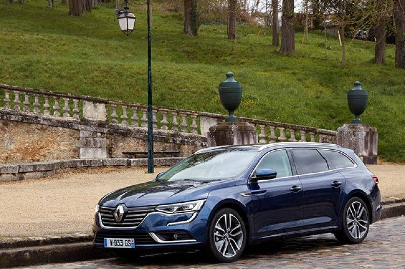 Renault Talisman estate prijzen en specificaties