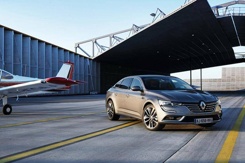 Renault Talisman prijzen en specificaties
