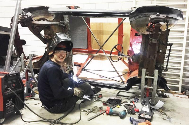 Restauratie Fiat 500: hoe een muis een mammoet werd
