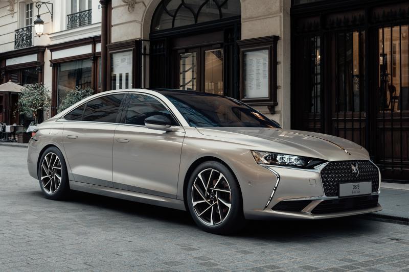 Eerste review DS 9: 82.580 euro goedkoper dan een Mercedes S-klasse