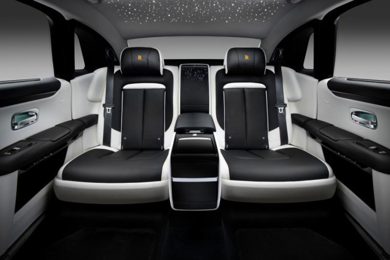 Ideaal voor Nederlanders: de Rolls-Royce Ghost Extended