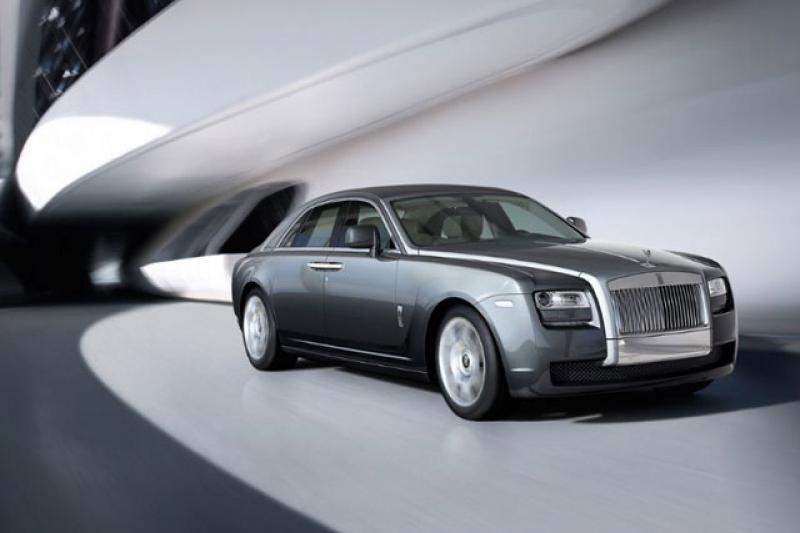 Rolls Royce Ghost prijzen en specificaties