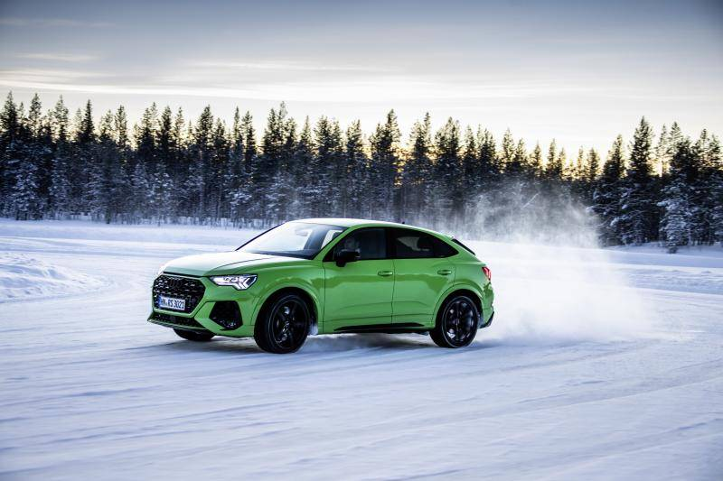 Eerste review Audi RS Q3 Sportback