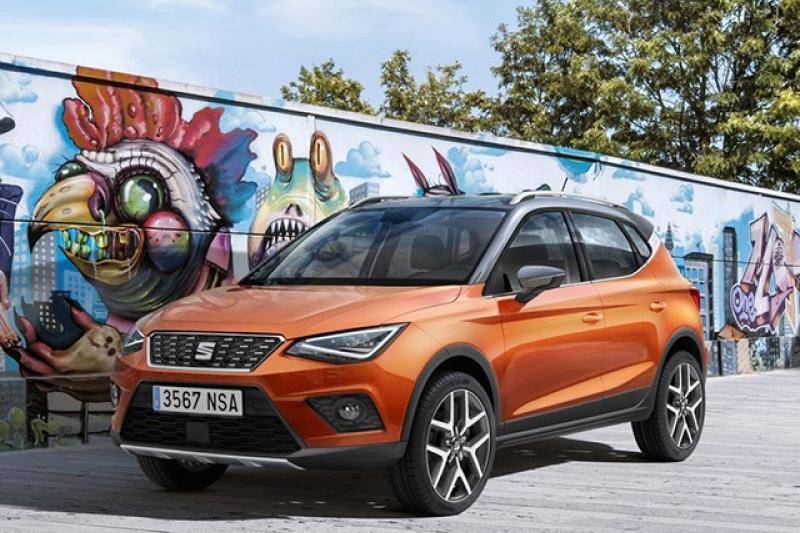 Seat Arona prijzen en specificaties