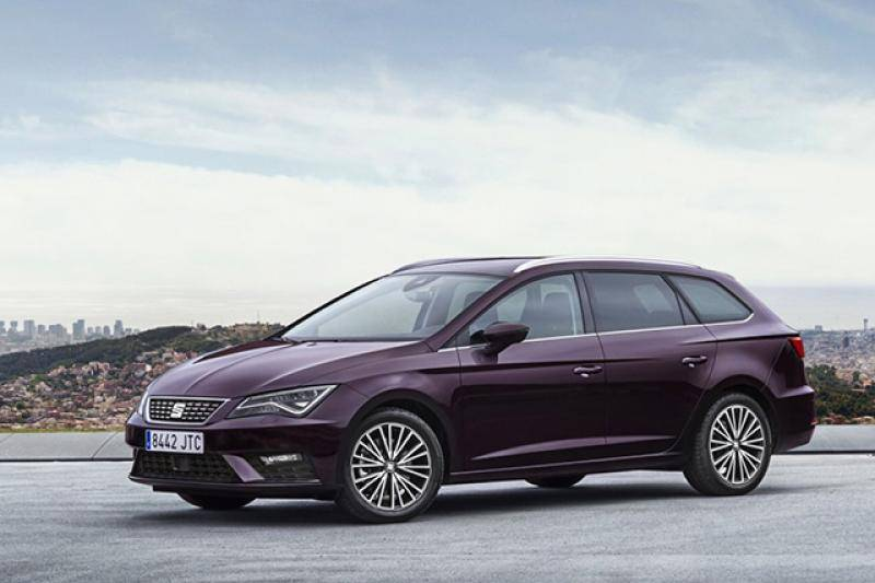 Seat Leon ST prijzen en specificaties