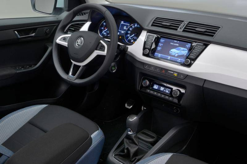 Skoda Fabia combi prijzen en specificaties