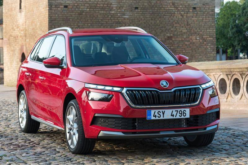 Skoda Kamiq prijzen en specificaties