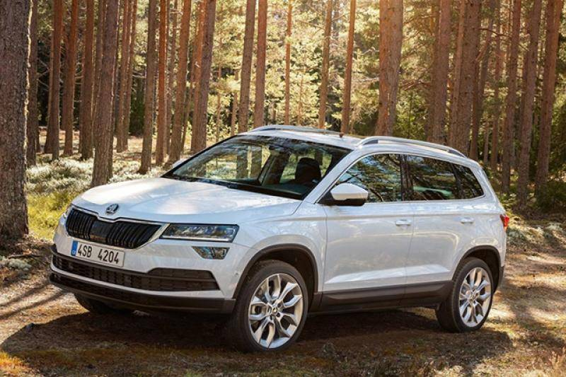 Skoda Karoq prijzen en specificaties