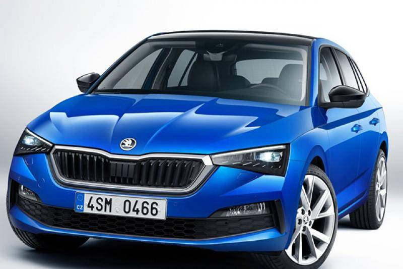 Skoda Scala prijzen en specificaties