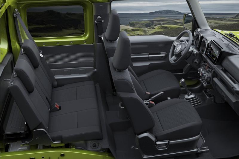 Hoera, de Suzuki Jimny wordt weer leverbaar!
