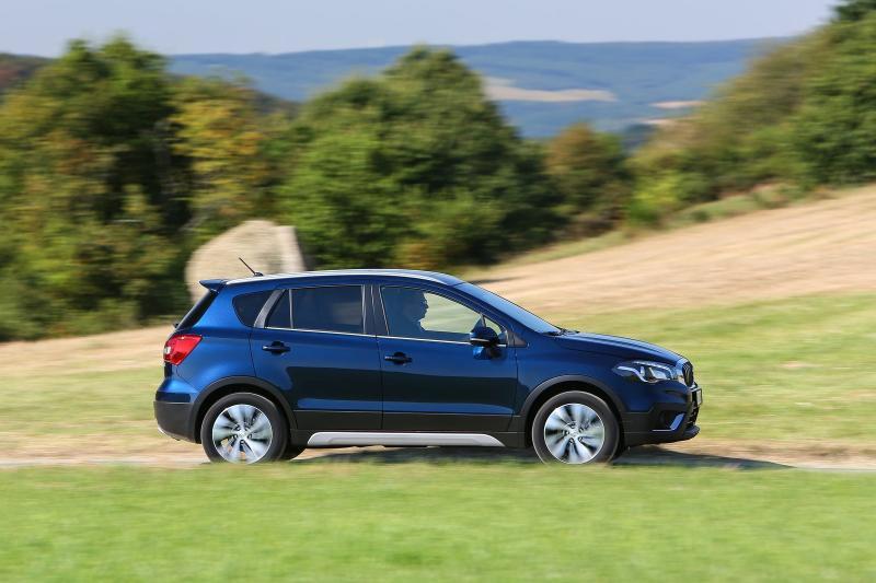 Suzuki SX4 S-Cross prijzen en specificaties