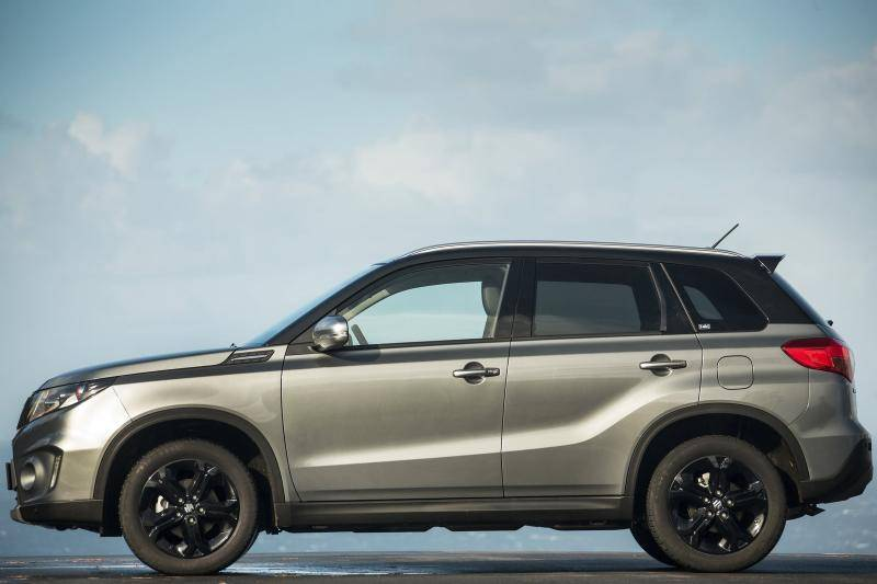 Suzuki Vitara prijzen en specificaties