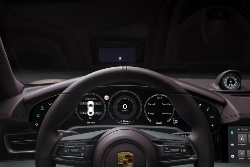 Electric Porsche Taycan now finally under 100,000 euros