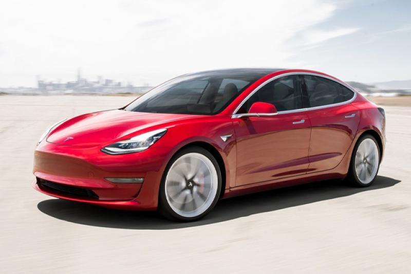 Tesla Model 3 prijzen en specificaties