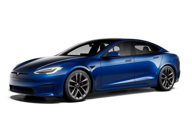 Prijs Tesla Model S Plaid+: Van 0 naar 100 km/h in 2 tellen voor 150.000 euro