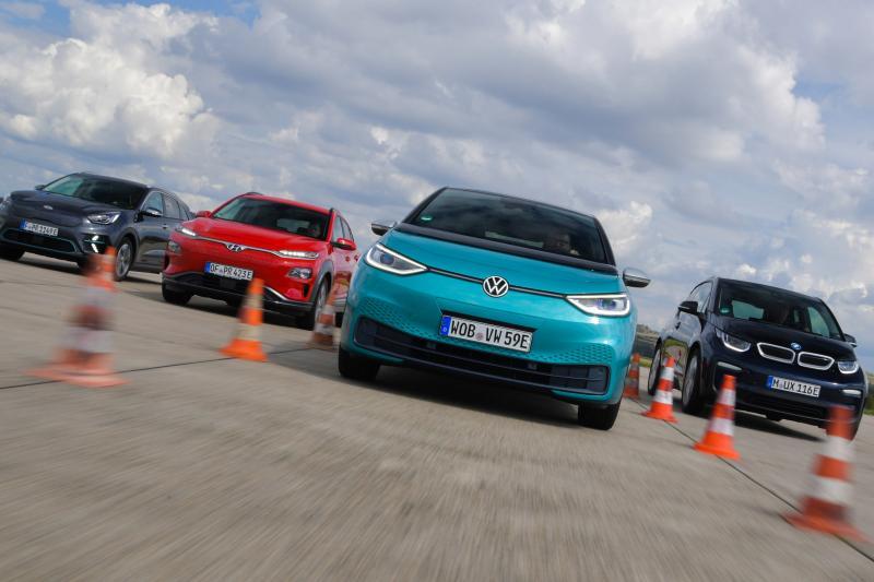 Kia e-Niro of Volkswagen ID.3: actieradius is ook niet alles