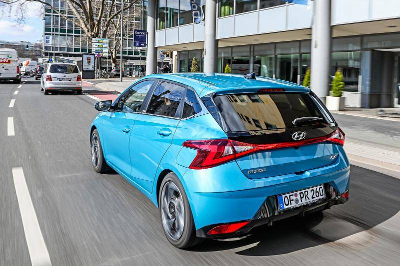 Fiesta, i20, Rio and Yaris tested: Mild hybrid no guarantee for economical driving